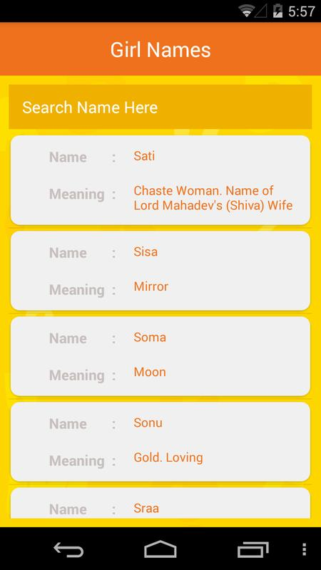 Bangla Baby Names For Android Apk Download