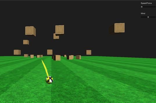 Football Boxes Shooter 3D apk screenshot