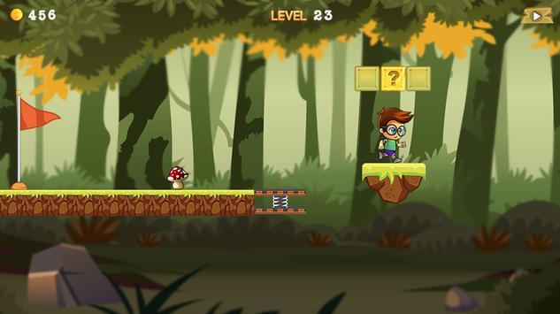 Ben Boy Jungle Espace apk screenshot