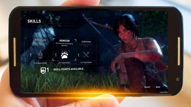 Cheat for Tomb Raider apk screenshot