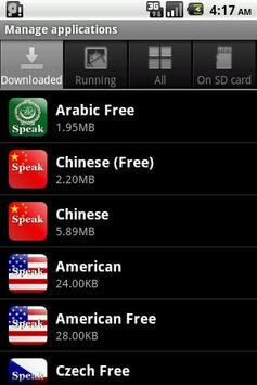 Speak American Free apk screenshot
