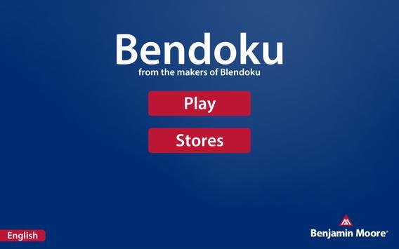 Bendoku poster