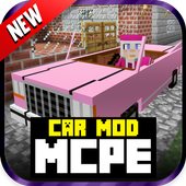 Car MOD For MCPE! icon