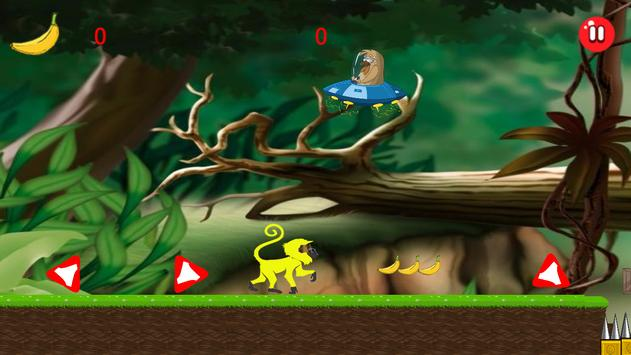 benji eat bananas apk screenshot
