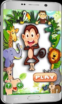 monkey jump 2017 apk screenshot