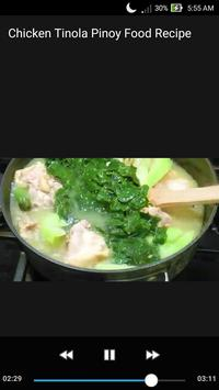 Chicken tinolang manok pinoy food recipe video apk download free chicken tinolang manok pinoy food recipe video poster forumfinder Gallery