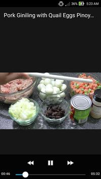 Pork giniling with quail eggs pinoy food recipe apk download free pork giniling with quail eggs pinoy food recipe apk screenshot forumfinder Image collections