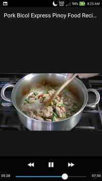 Pork bicol express pinoy food recipe video offline apk download pork bicol express pinoy food recipe video offline apk screenshot forumfinder Image collections