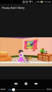 Pussy And I Children Story Video Offline screenshot 4