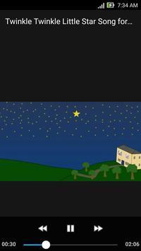 Twinkle Twinkle Little Star Song Offline screenshot 2
