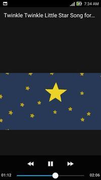 Twinkle Twinkle Little Star Song Offline screenshot 3