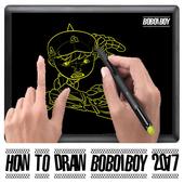 Tutorial Draw Boboiboy New icon