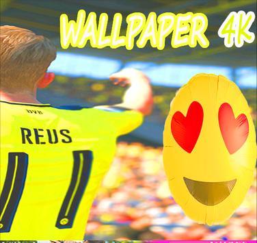 marco reus cool wallpaper 4k apk screenshot