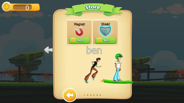 My Ben Friend Alien/battle ben apk screenshot