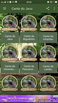 Canto do Jacu apk screenshot