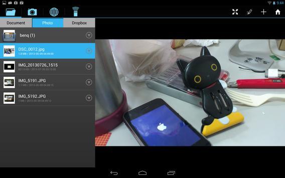 BenQ EZ Qpresenter 2.0 screenshot 3