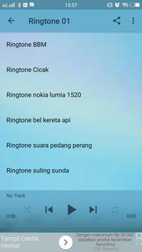 Kumpulan Ringtone Lucu Ngakak apk screenshot