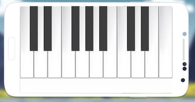 Free piano pianist app apk screenshot