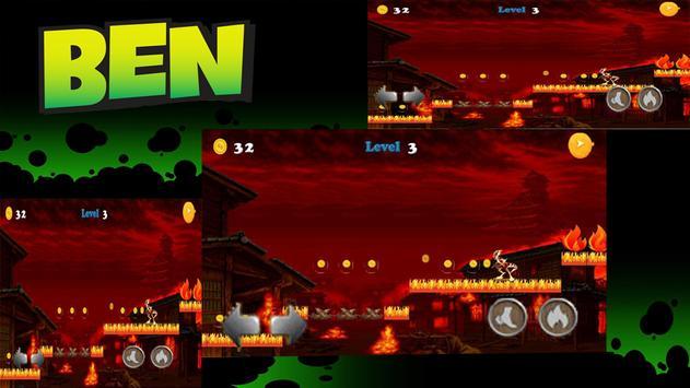 Ben Transfrom Alien Pro apk screenshot