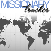LDS Missionary Tracker icon