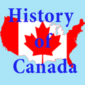 History of Canada icon