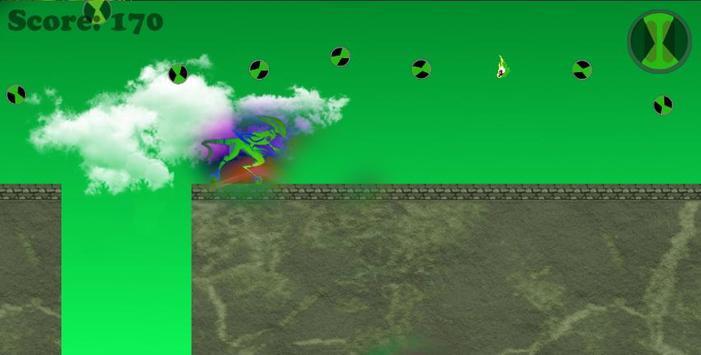 Superhero Kid - Ben Power Run screenshot 1