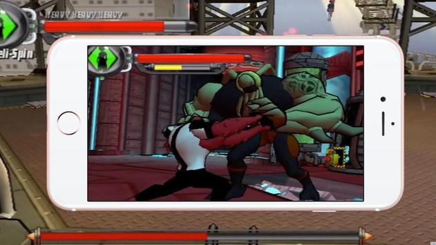 Cosmic Destruction Alien Fight apk screenshot