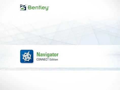 Bentley Navigator Mobile 2015 poster