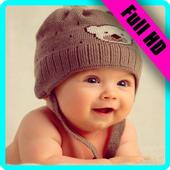 Cute Baby Full HD Wallpaper 👌👌 icon