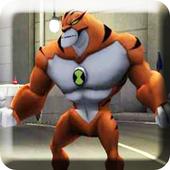 Ben Alien Combat cosmic destruction icon