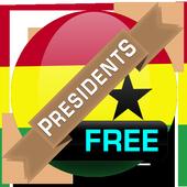 Ghanaian Presidents:L&P (Free) icon