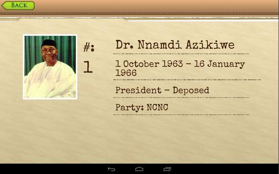 Nigerian Presidents:L&P (Free) 截圖 8