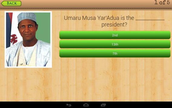 Nigerian Presidents:L&P (Free) 截圖 9