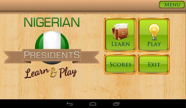 Nigerian Presidents:L&P (Free) 截圖 11