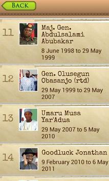Nigerian Presidents:L&P (Free) 截圖 1