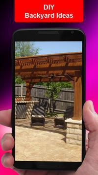 DIY Backyard Ideas apk screenshot