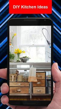 DIY Kitchen Ideas poster