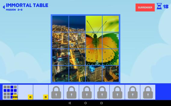 Puzzle Game - Immortal Table Color screenshot 13