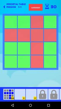 Puzzle Game - Immortal Table Color screenshot 1