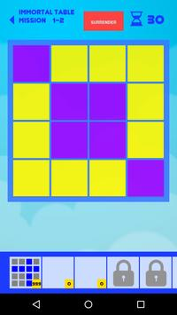 Puzzle Game - Immortal Table Color screenshot 2