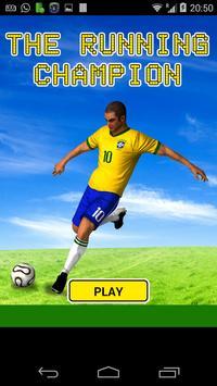 Futsal Football Run poster