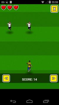 Futsal Football Run apk screenshot