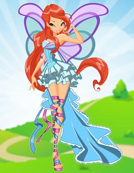 Dress up Sirens Fashion Style screenshot 4