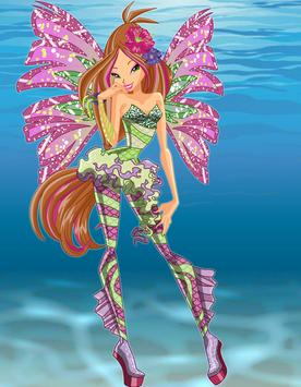 Dress up Sirens Fashion Style screenshot 9