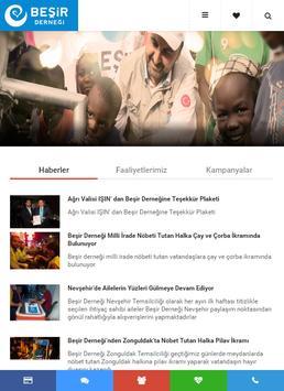Beşir Derneği Online apk screenshot