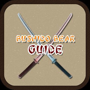 Guide Bushido Bear poster