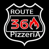 360 Pizzeria icon