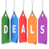 Deal plus Deal: deals and more icon