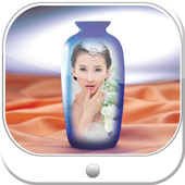 Bottles Photo Frame icon