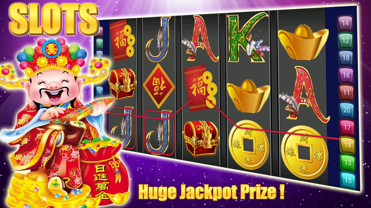 Best Free 888 Slots Games -Chinese New Year Casino cho Android - Tải về APK